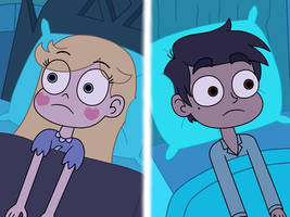 What happened after Star and Marco kissed? by Deaf-Machbot