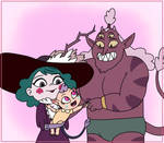 Eclipsa, Meteora, and Globgor are welcome back