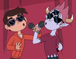Too Little Too Late is a song by Marco and Tom by Deaf-Machbot