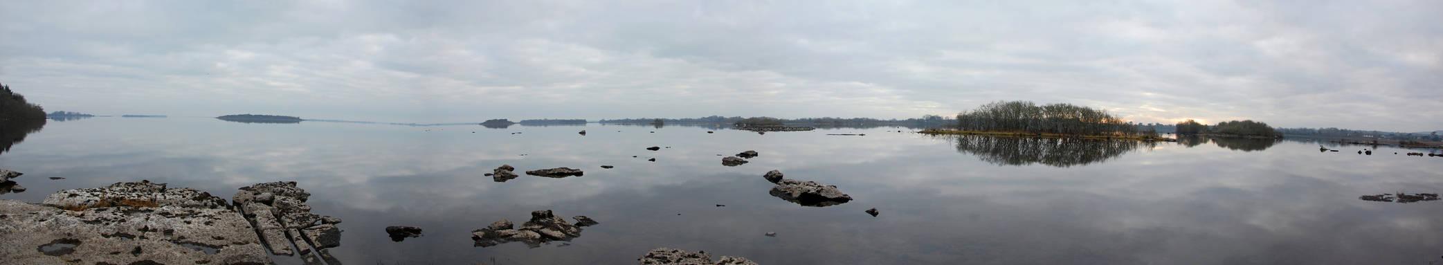Lough Corrib Panorama