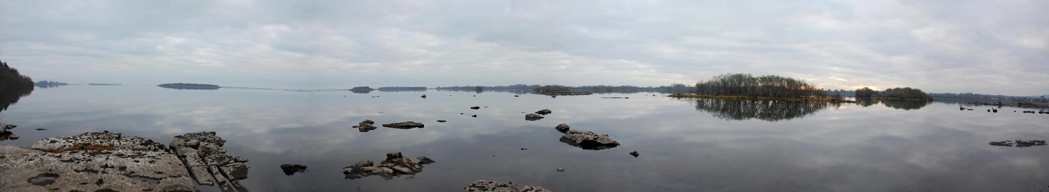 Lough Corrib Panorama by ironmanbr