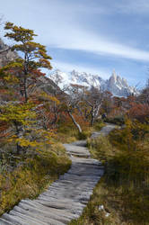 Laguna Torre Trail by ironmanbr