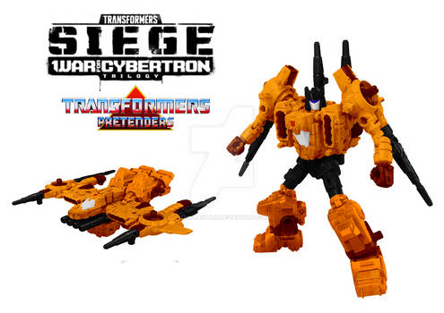 Siege Gunrunner