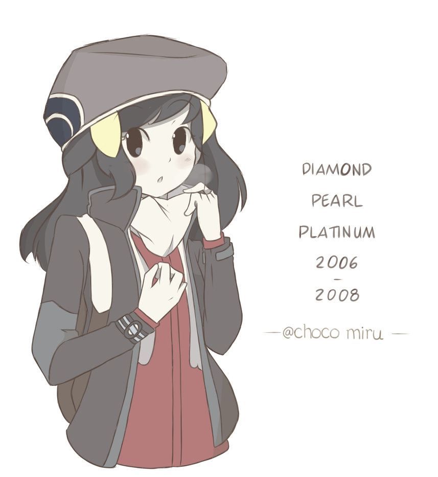 Pokemon Dawn: Dawn By Chocomiru02 On DeviantArt