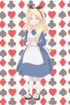 Disney Princesses - Alice