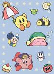 Kirby - Wallpaper