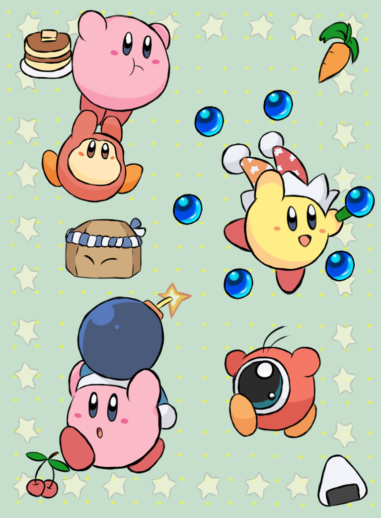 Summary Cute Kirby Things
