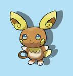 Pokemon SM - Alolan Pichu