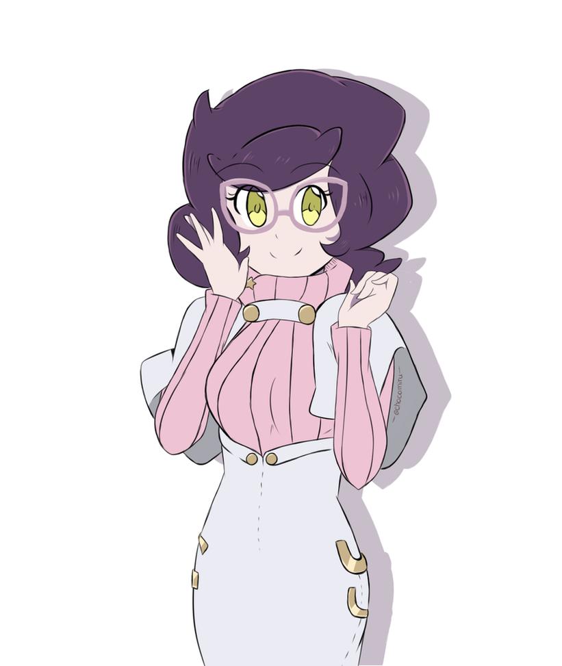 Pokemon Ultra SM - Wicke by chocomiru02