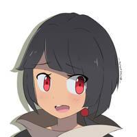 Pokemon ORAS - Zinnia by chocomiru02