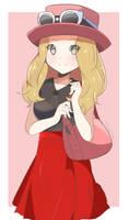 Pokemon XY - Serena (2018)