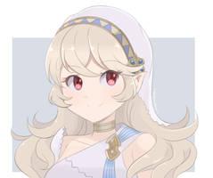 Fire Emblem - Dream Princess Corrin by chocomiru02