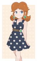 Princess Daisy - Flower Dress