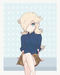 Princess Rosalina - Winter Outfit by chocomiru02