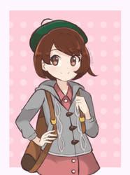 Pokemon Sword and Shield - Female Player