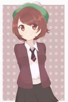 Pokemon SWSH - Female Player School Uniform by chocomiru02