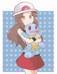 Smash Ultimate - Pokemon Trainer and Squirtle by chocomiru02