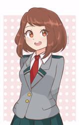 Boku No Hero Academia - Ochako Uraraka