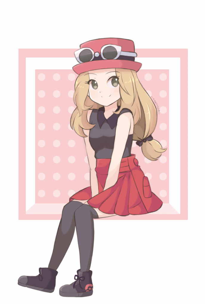 Serena (Pokémon) Mobile Wallpaper #1891525 - Zerochan
