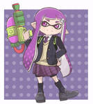Splatoon - School Uniform Inkling
