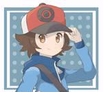 Pokemon BW - Hilbert