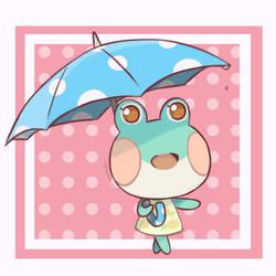 Animal Crossing - Parasol Lily
