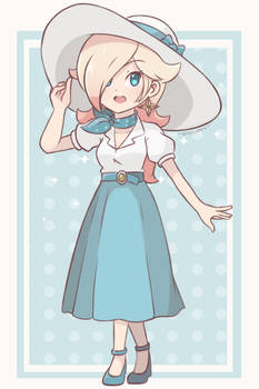 Rosalina - Odyssey Outfit