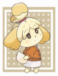 Animal Crossing New Horizons - Isabelle