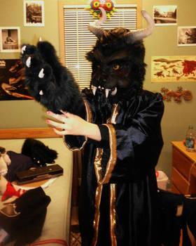 Dark Beast - Suiting up
