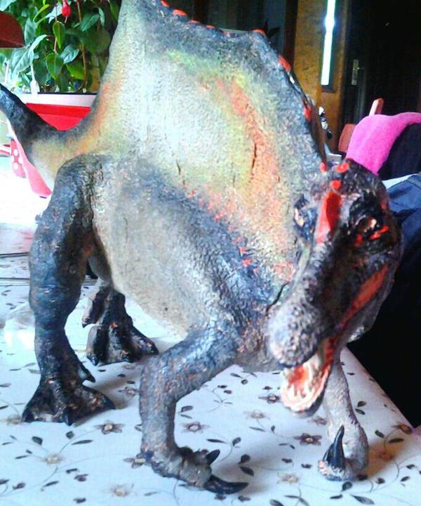 Spinosaurus by Johnsrb95