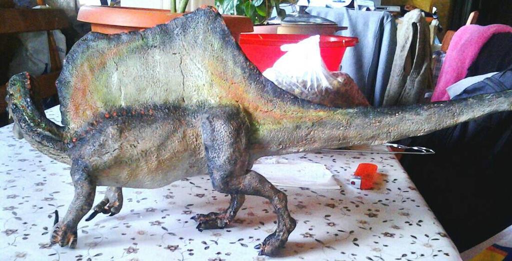 Spinosaurus2 by Johnsrb95