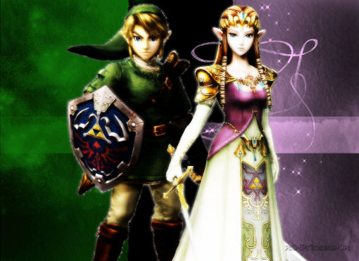 Image Result For Image Result For Zelda Manga Wallpaper
