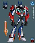 Optimus Prime-Transformers [GV Present]