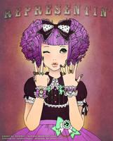 lolita bling - by DarkDevi by julipegas