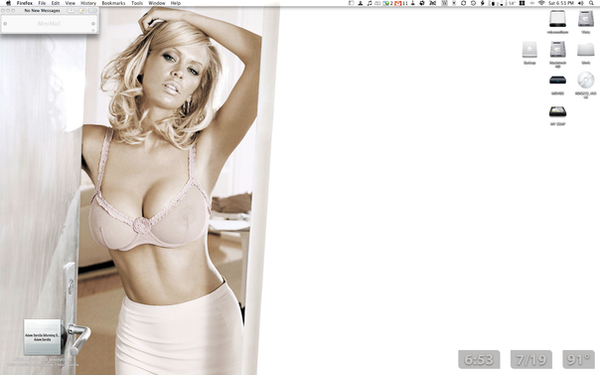Jenna Jameson desktop backgrou by bigrobb