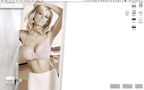 Jenna Jameson desktop backgrou by bigrobb