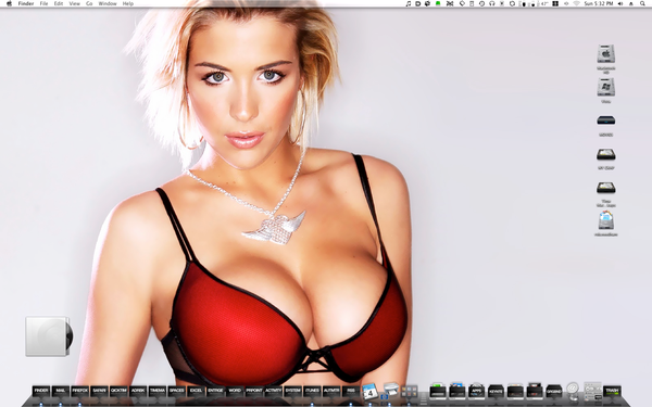 Gemma Atkinson Red Bra by bigrobb