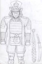 Oni Tohru by goldenpurplefreak