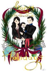 Happy Holidays - Comms