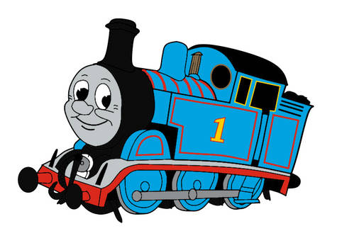 Thomas The Tank Engine (Disney style)