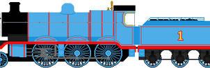 Thomas (tender engine) sprite