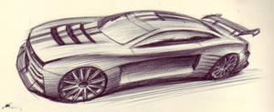 American Race Car by kiril27