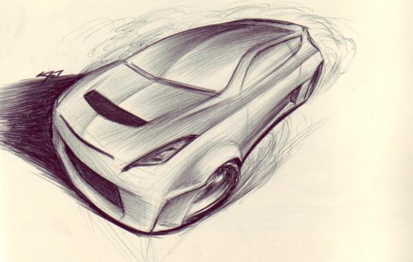 Race Hatchback by kiril27