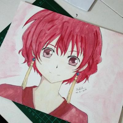 Akatsuki no Yona by NNA12