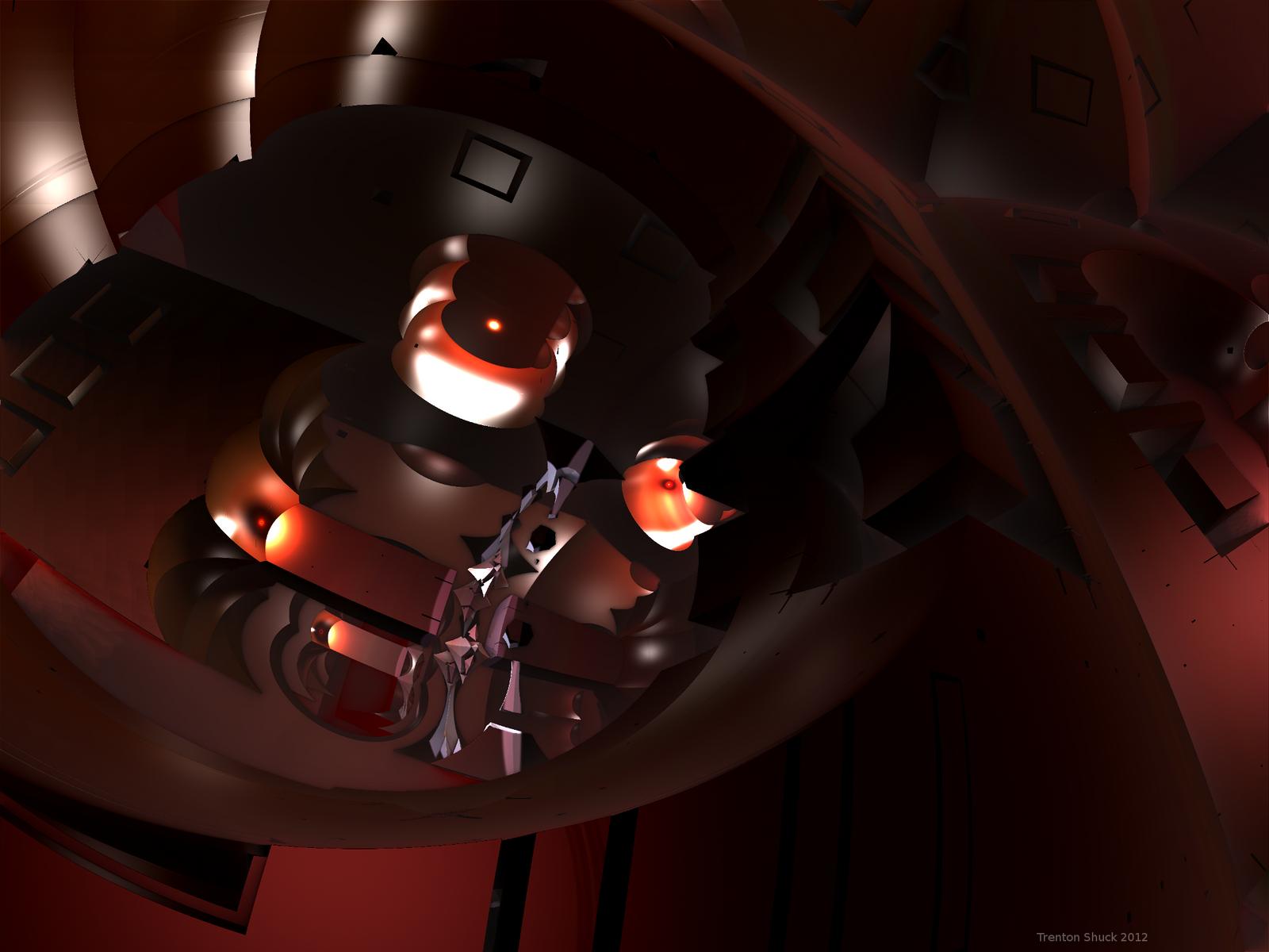 Quantum Displacement Core by Trenton-Shuck
