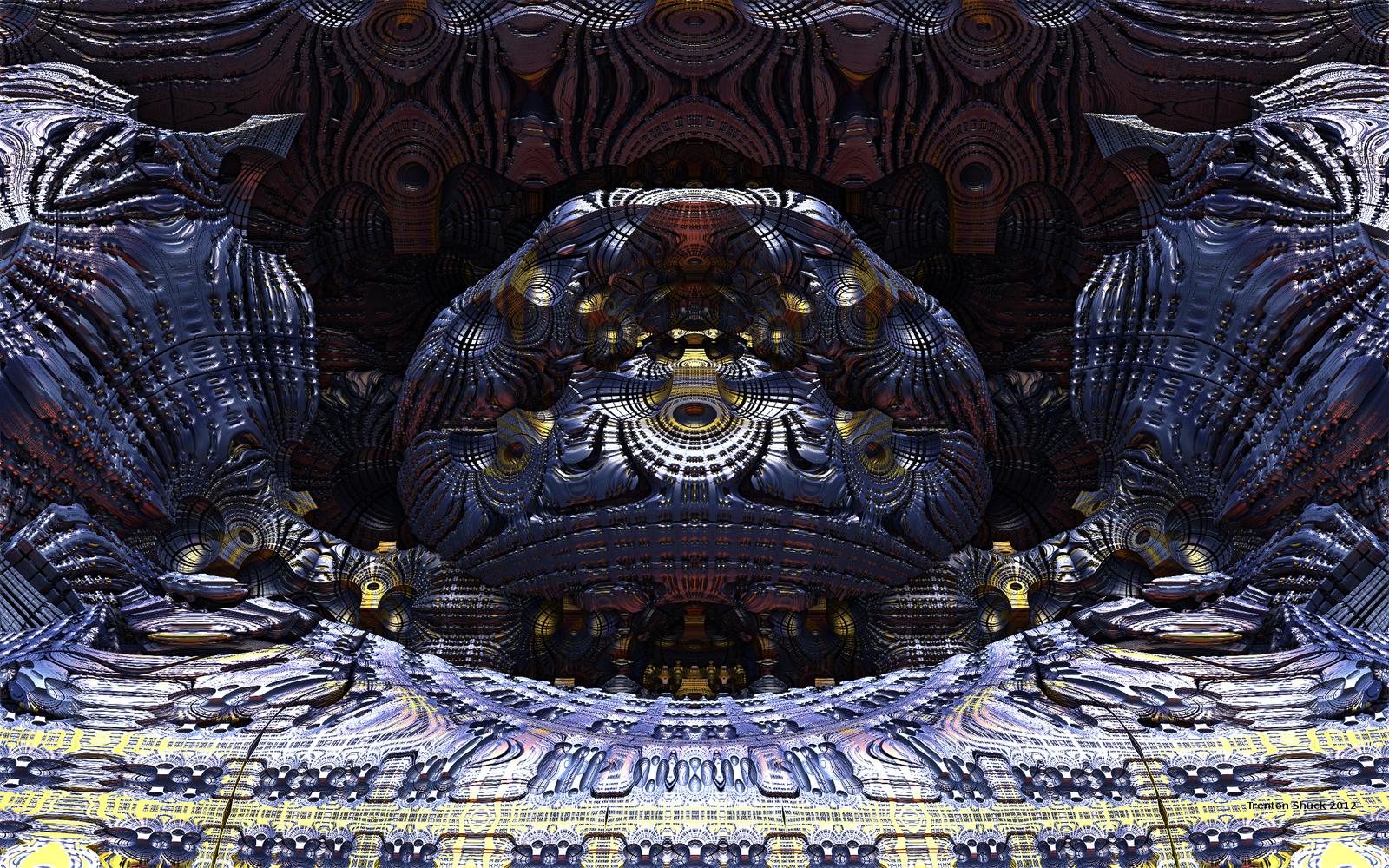 Hyperopolis by Trenton-Shuck