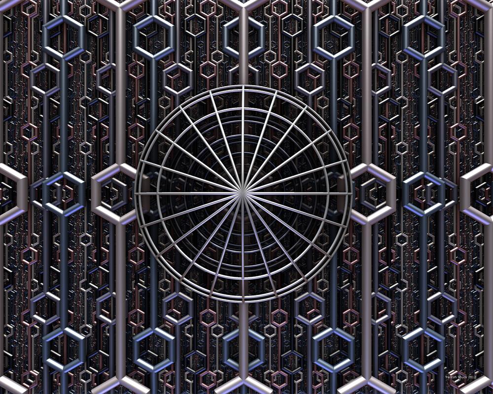 Cyberhex by Trenton-Shuck