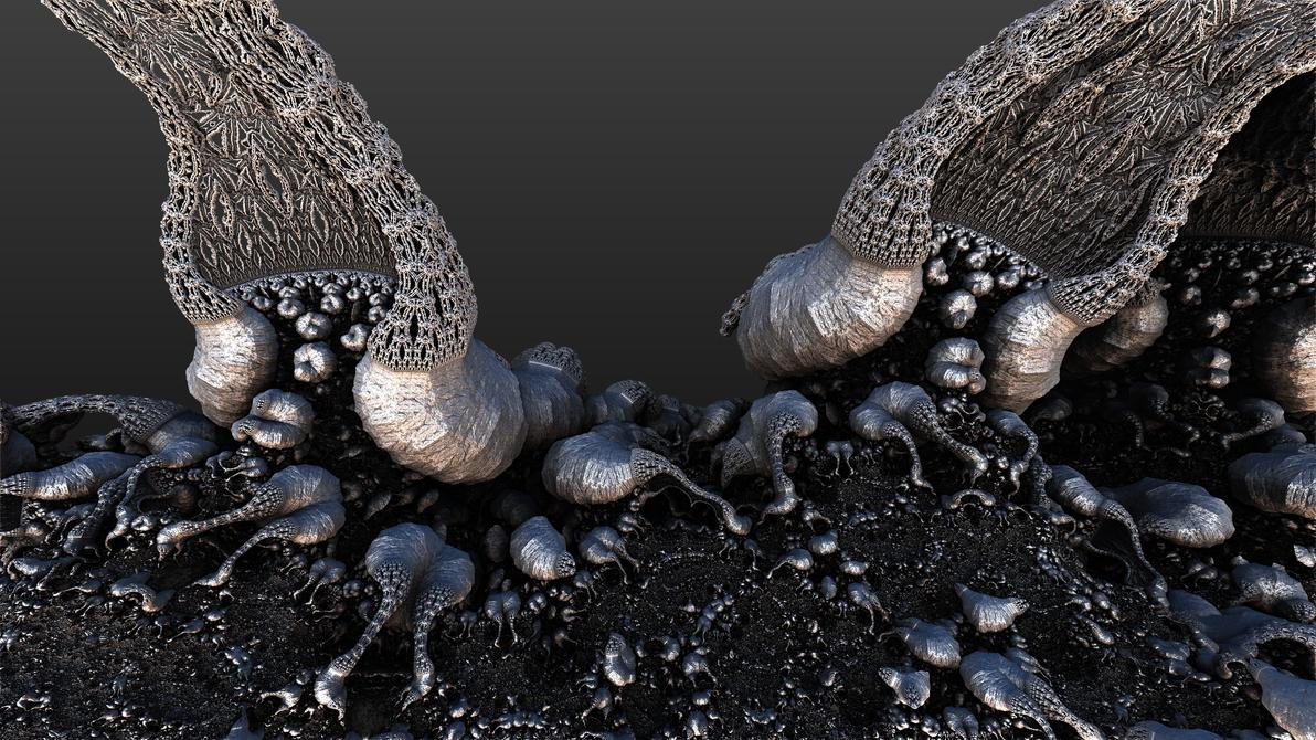 Strangest Fungi by Trenton-Shuck