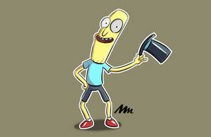 Mr.Poopybutthole by MichaeLogicalM