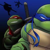 Turtle JuneToon 2019